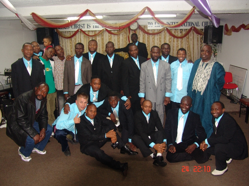 JCITA MEN\'S GROUP FELLOWSHIP